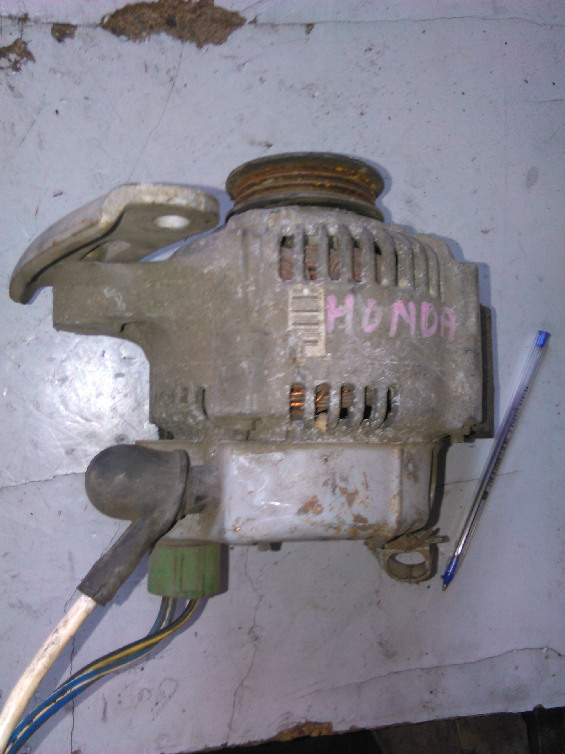 Alternator Honda Civic