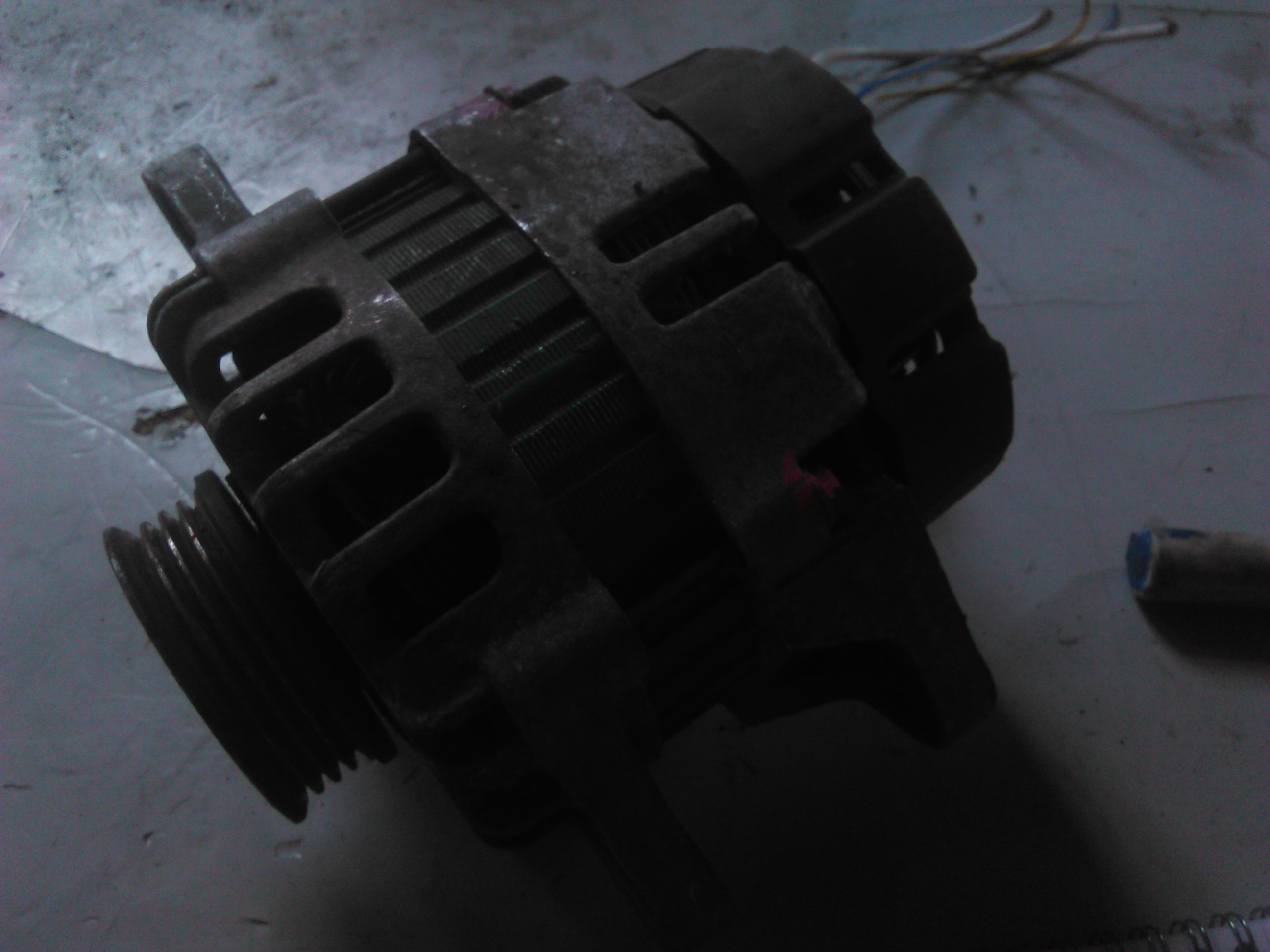 Alternator Hyundai Atos 1.0 cod 37300-02550