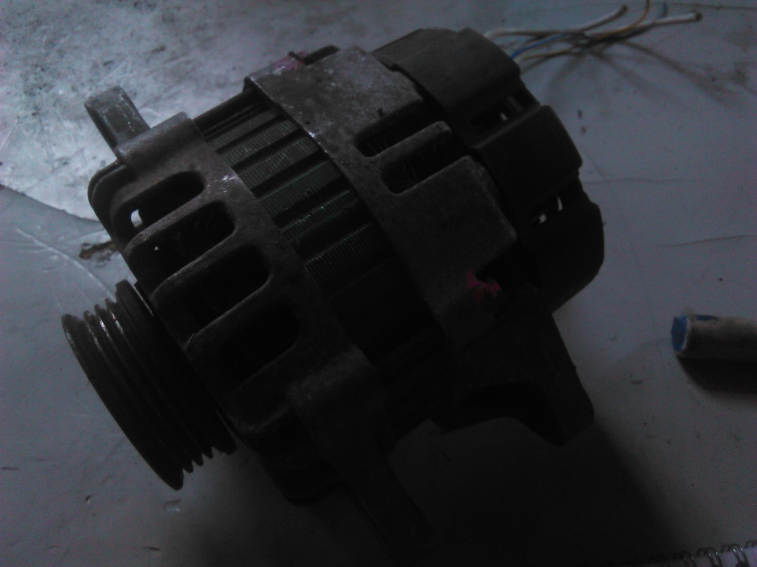 Alternator Hyundai Atos 1.0 cod 37300-02550