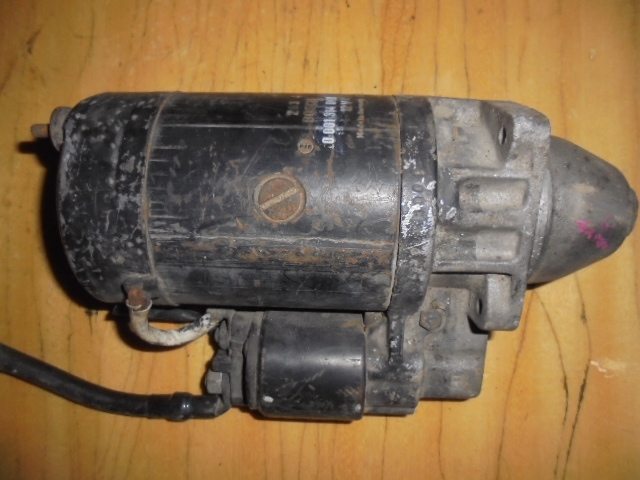 Electromotor Fiat Marelli cod MSN2021,Bosh 0001314040,0001109011