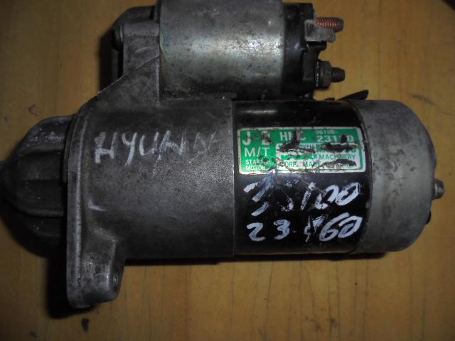 ELECTROMOTOR - HYUNDAI COUPE(2001-2006) 2.0 INJ cod 3610023160