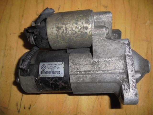 Electromotor RENAULT MEGANE II,CLIO III 1.5DCI,MODUS, 1.5 dCi, Dacia Logan ,Mitsubishi m000t87881