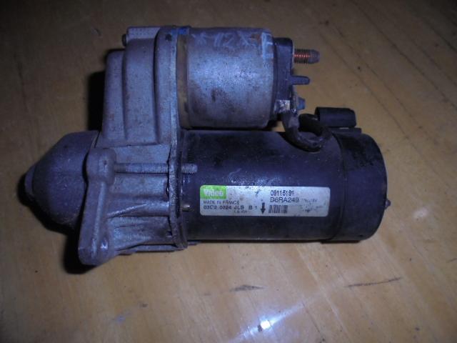 Electromotor Valeo,Opel Corsa,Agila cod D6RA249