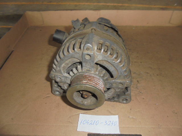 Alternator Peugeot 206,307, 1.4 hdi, 2003,citroen c3 1. 4hdi an 2004, cod 9640623580