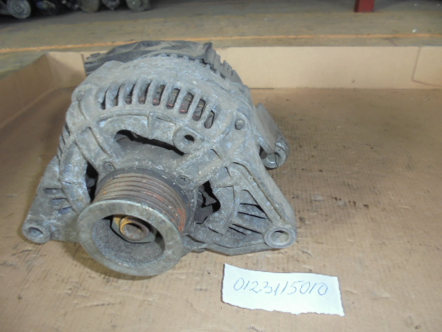 ALTERNATOR NISSAN MICRA II, 1.0, 1.3, 1992-2000, COD 0123115010