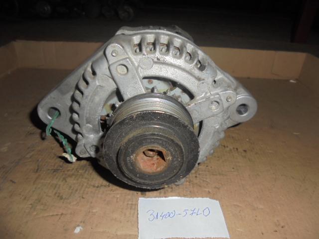 Alternator SUZUKI SX4 2.0 , FIAT SEDICI 2.0 D 6M 99KW (2010) cod 31400-57LO 104210-1170