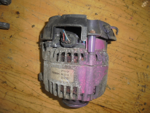 Alternator  Ford Tourneo Tranzit Connect 2002 cod 2T1U-CF