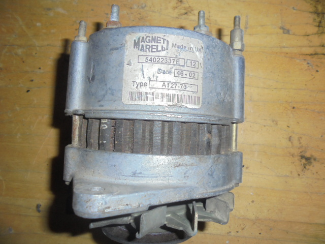 Alternator, Lucas, Ford cod 54022337e