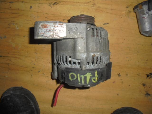 Alternator Fiat Punto Panda 1.1 1.2 benzina cod 63321604  75A