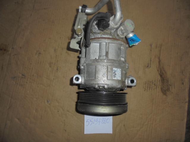 Compresor AC Fiat Grande Punto 1.4 16V ,fiat linea 2007-2016 ,alfa romeo mito 1.4 tb cod 55194880