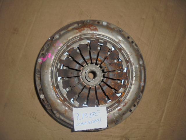 Kit ambreiaj complect cu volanta masa dubla,opel corsa D, Z13 DTE 2011