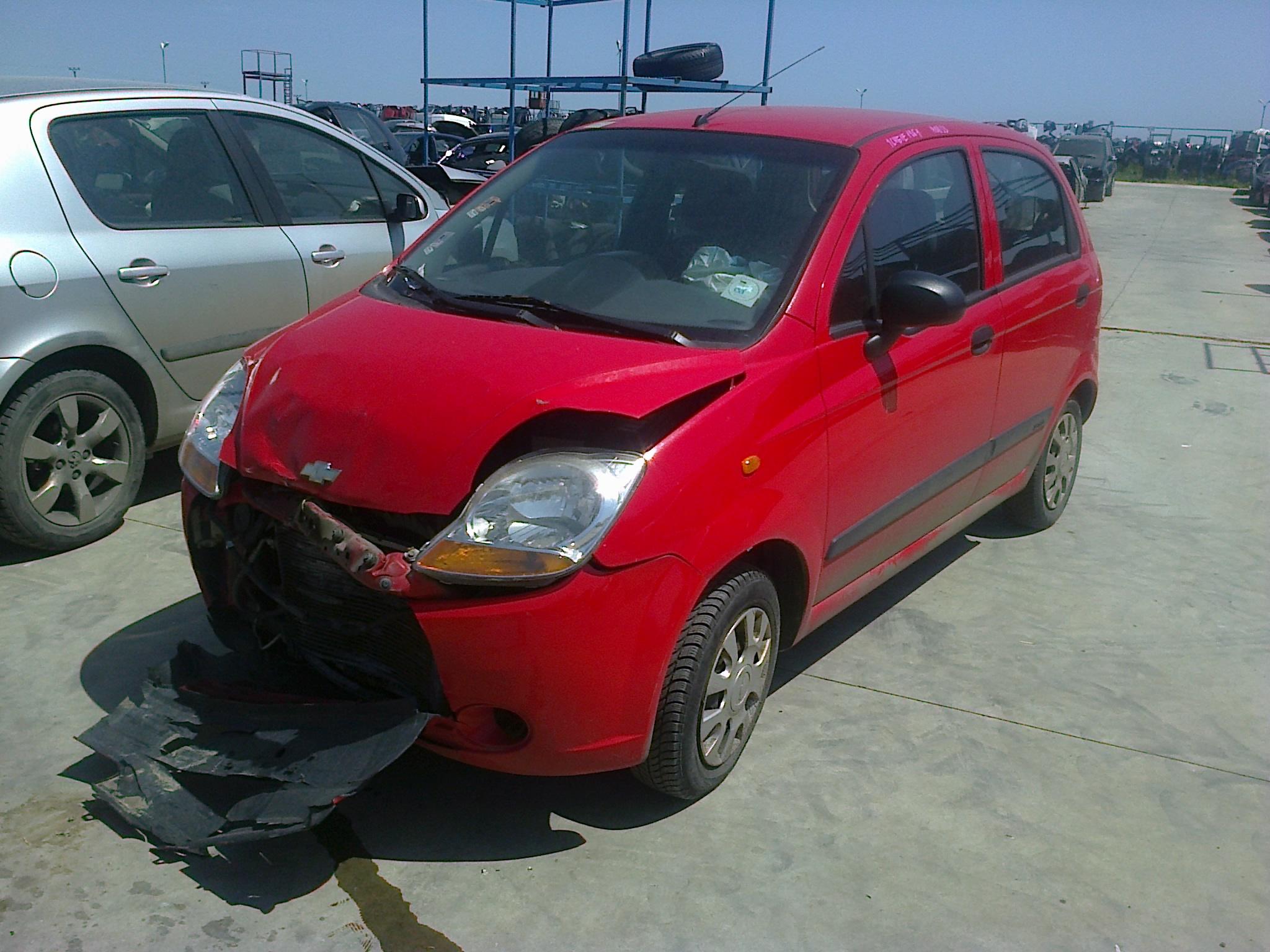 Dezmembrez Chevrolet KLAK/KH1/SPARK, an 2007