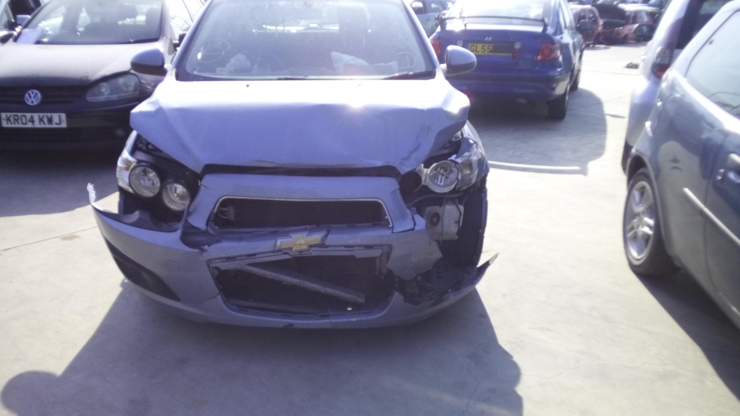 Dezmembrez Chevrolet Aveo, an 2013
