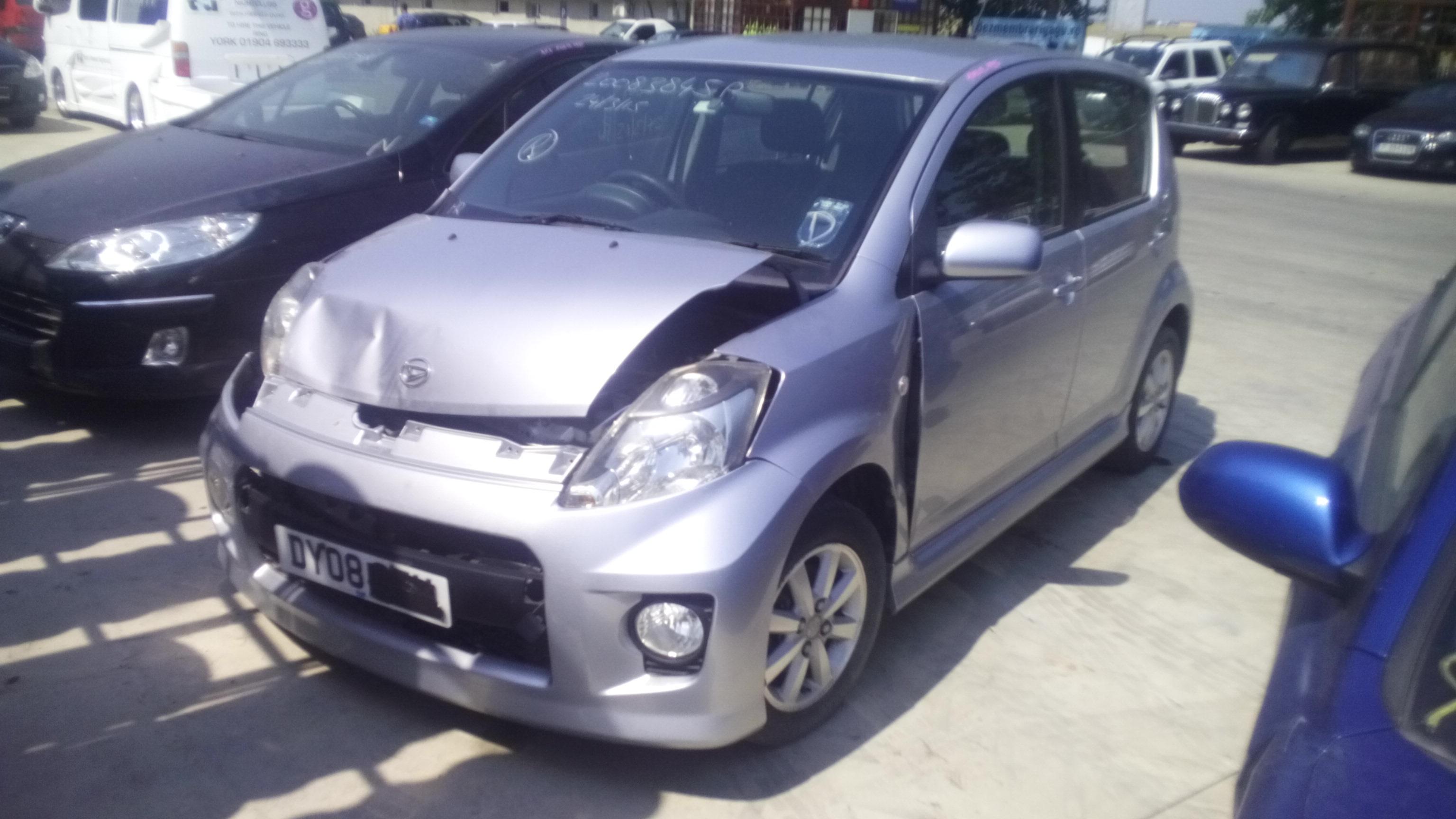 Dezmembrez Daihatsu  Sirion, an 2008