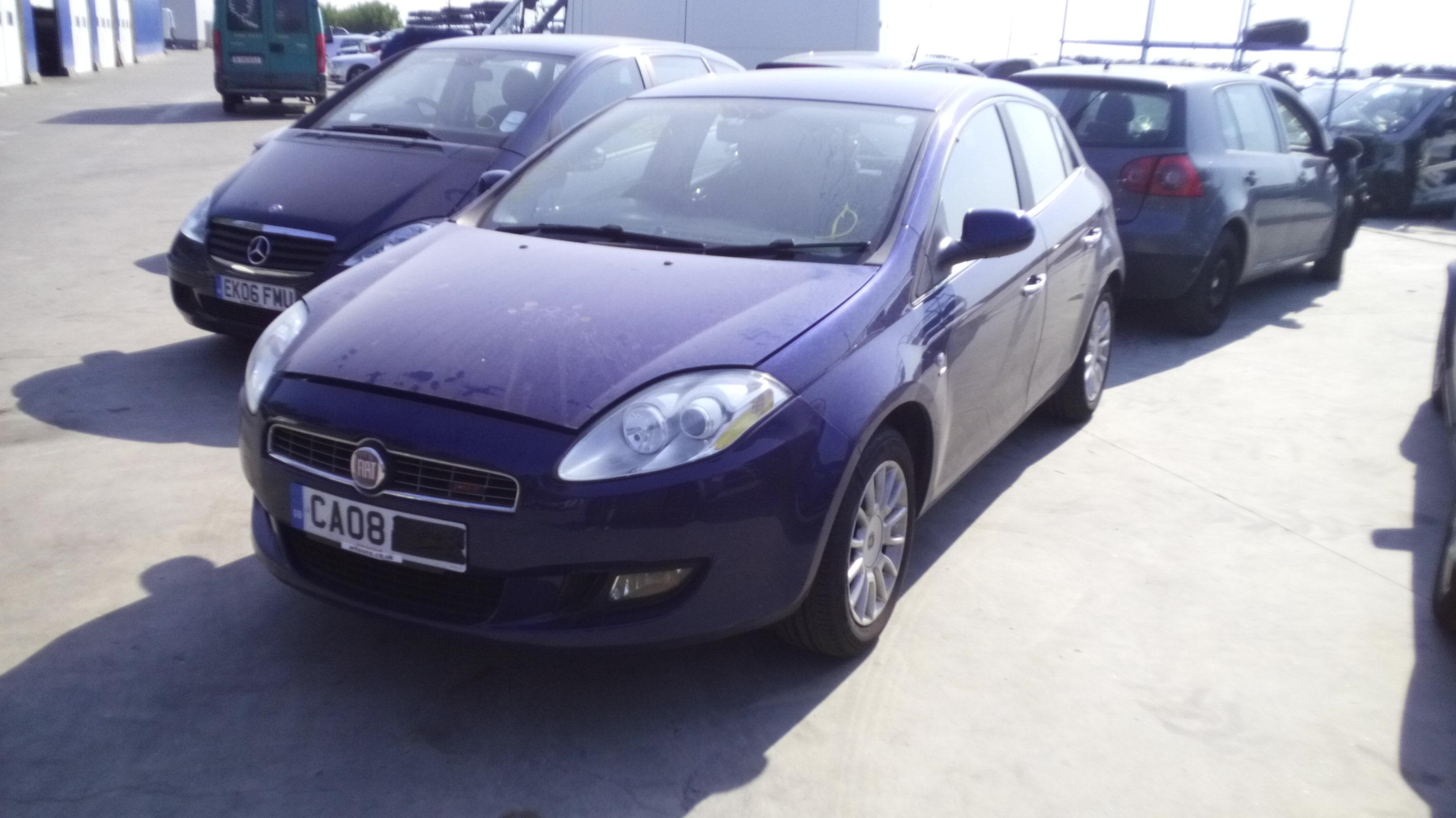 Dezmembrez Fiat Punto II, an 2004