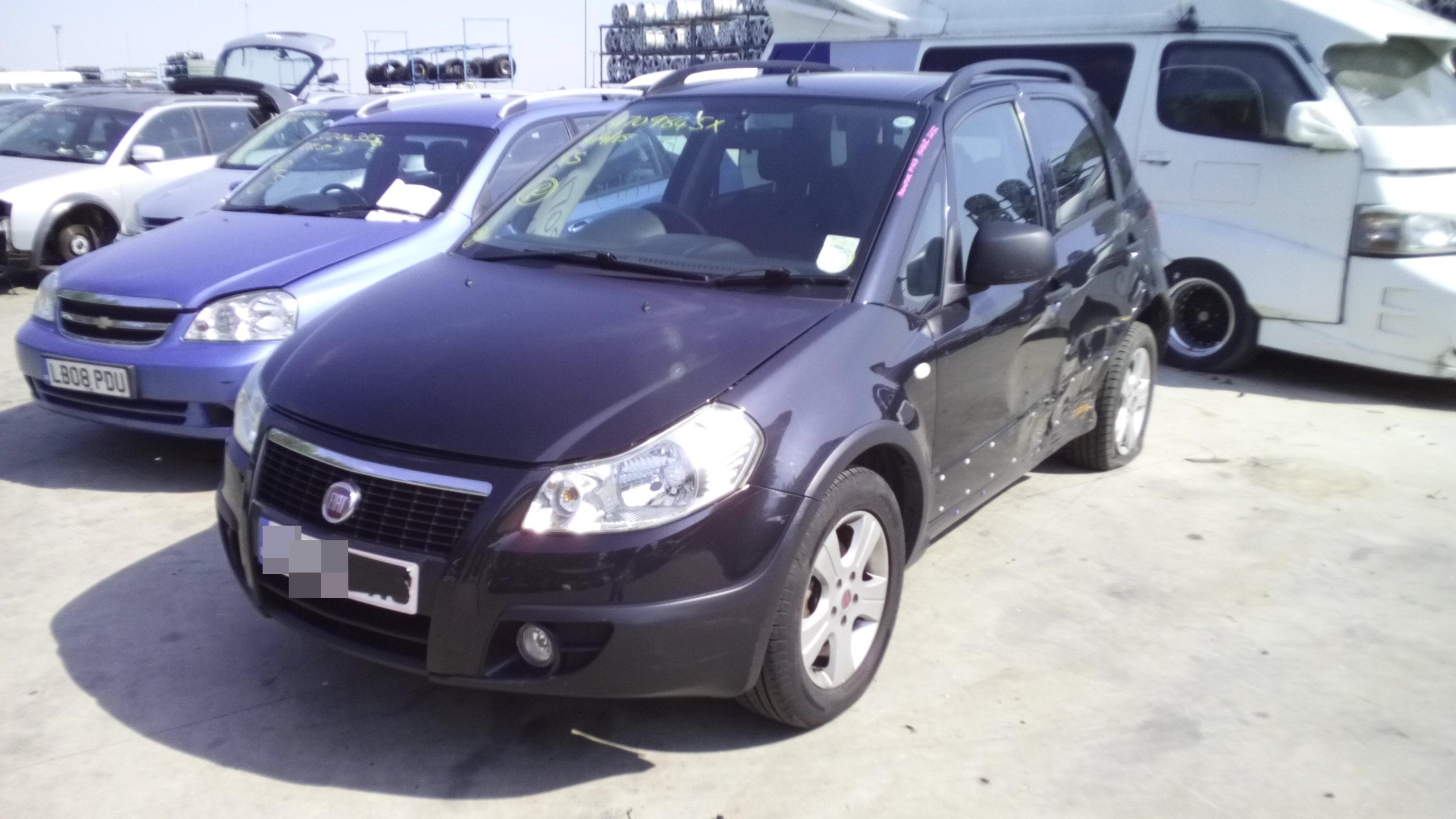Dezmembrez Fiat Sedici, an 2009