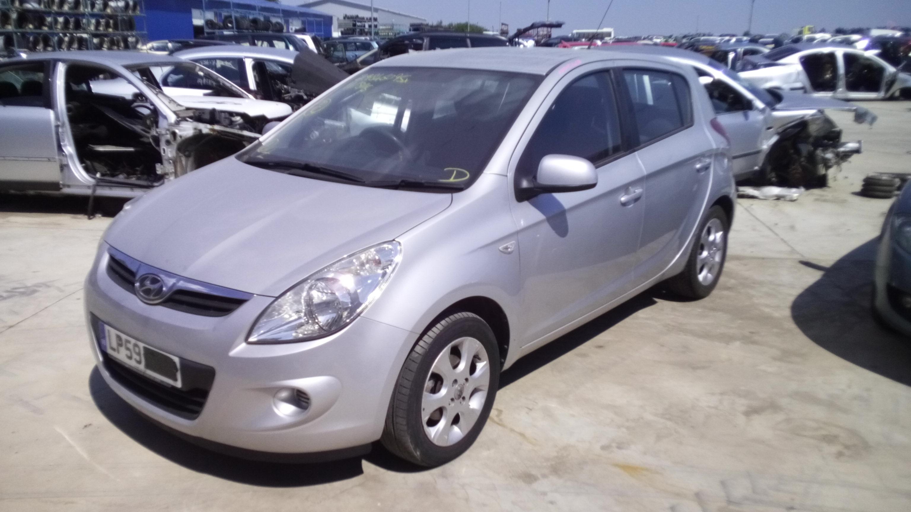 Dezmembrez Hyundai I10, an 2010