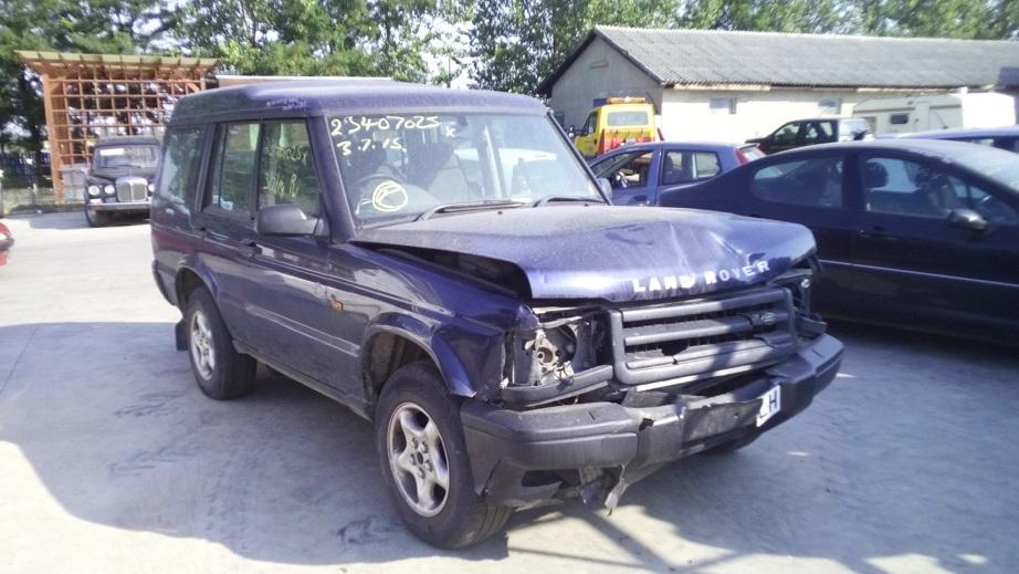 Dezmembrez Land Rover Discovery II, an 2001