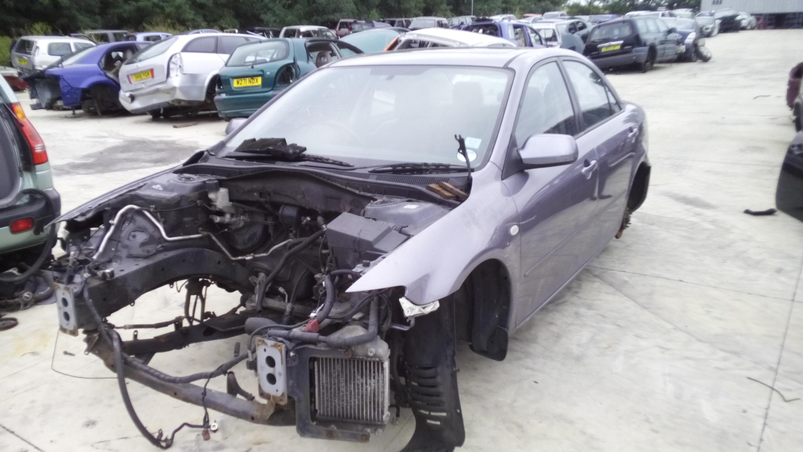 Dezmembrez Mazda 6, an 2003