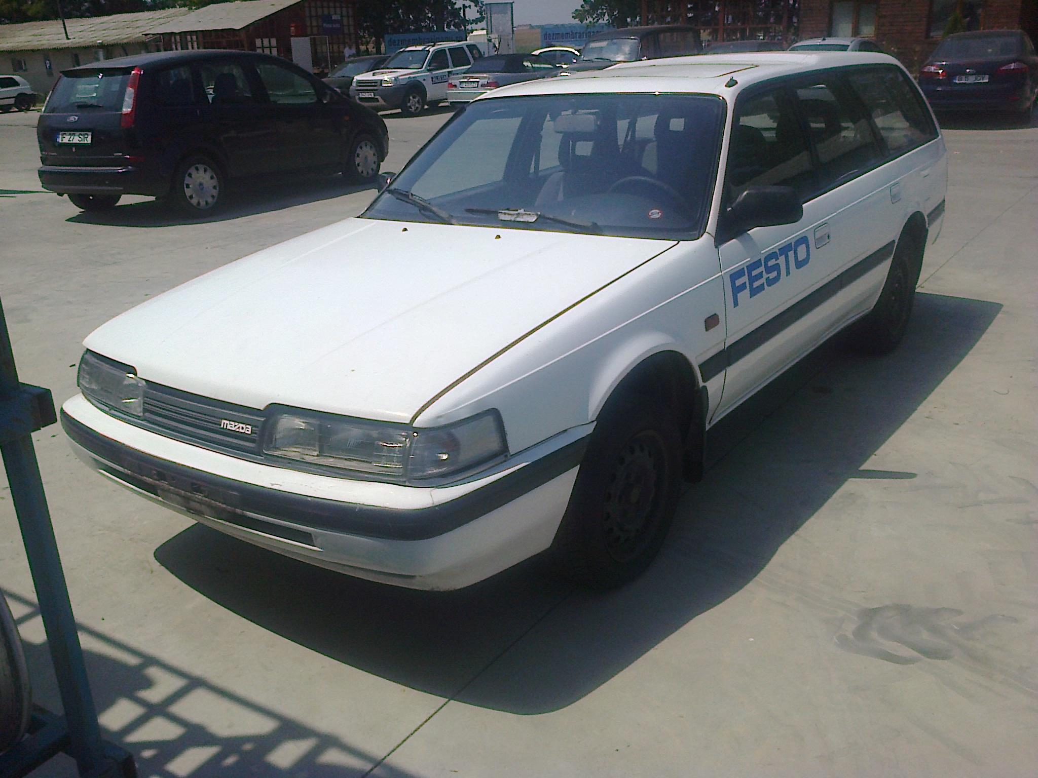 Dezmembrez Mazda 626 III, an 1989