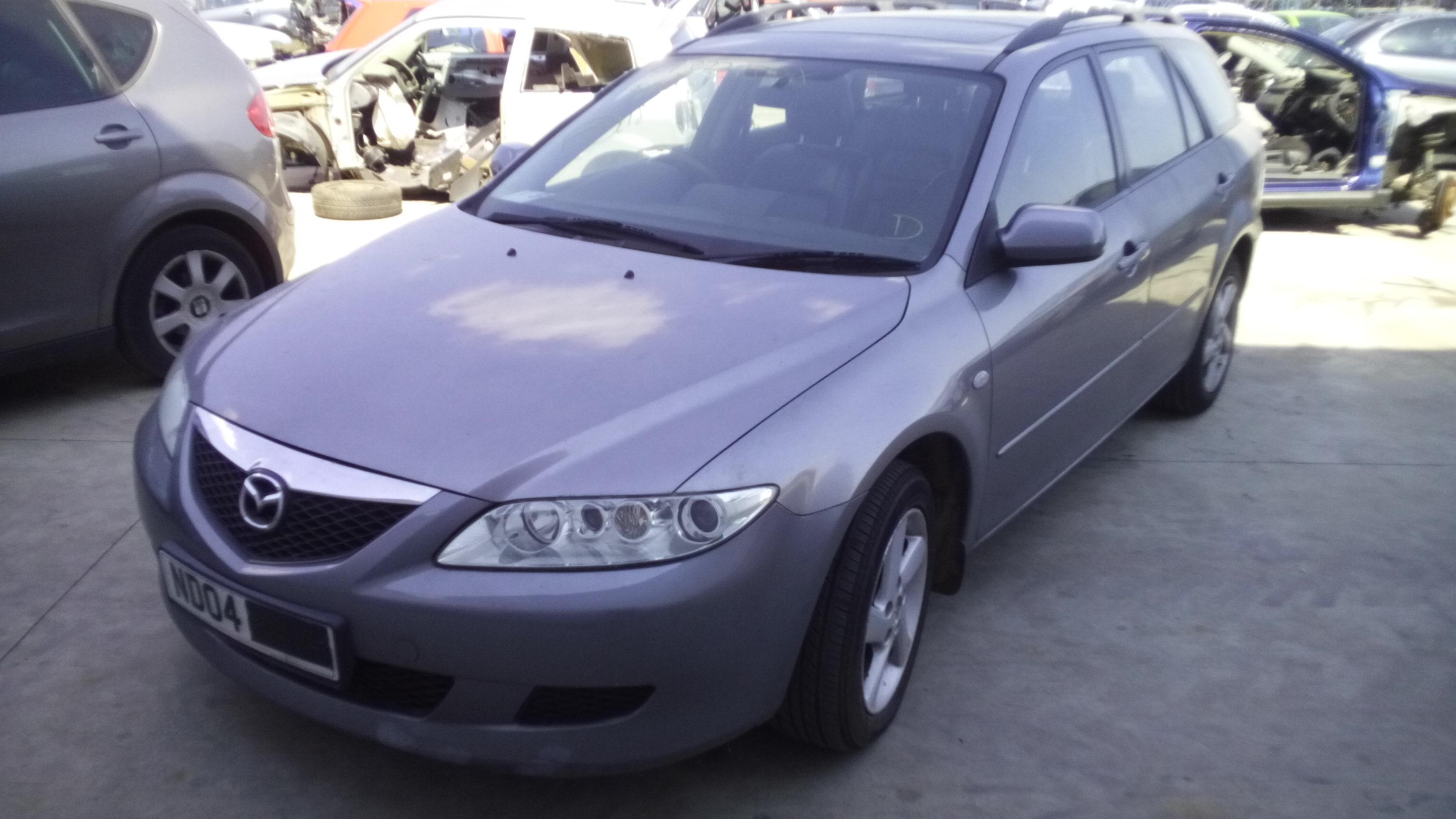 Dezmembrez Mazda 6, an 2004