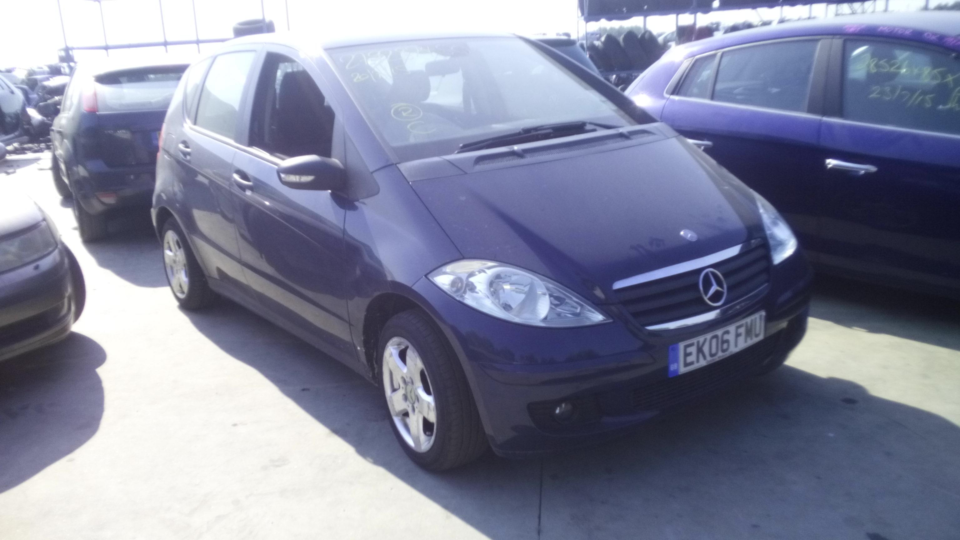 Dezmembrez Mercedes  W169, an 2006