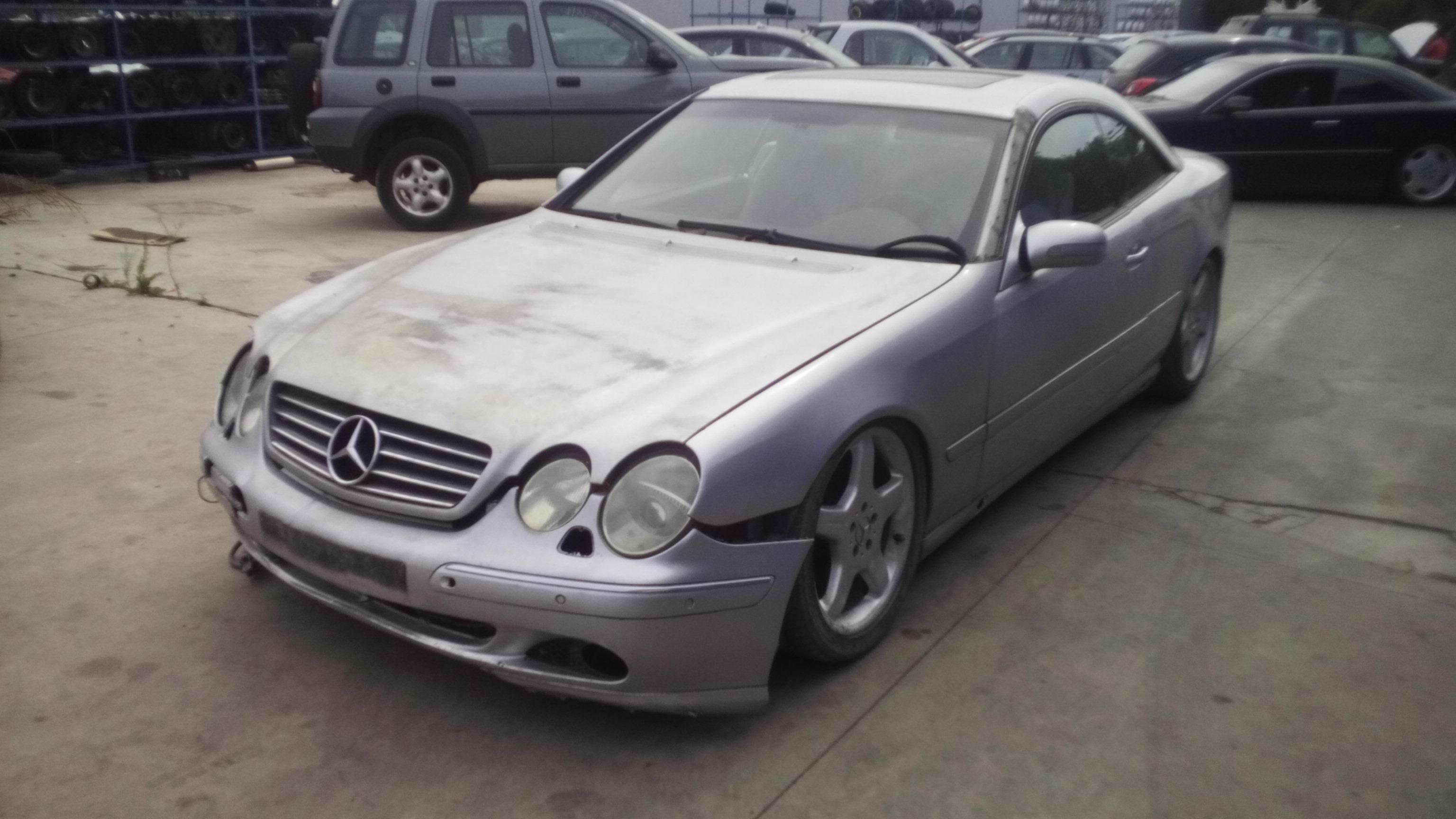 Dezmembrez Mercedes-Benz CL600, an 2000