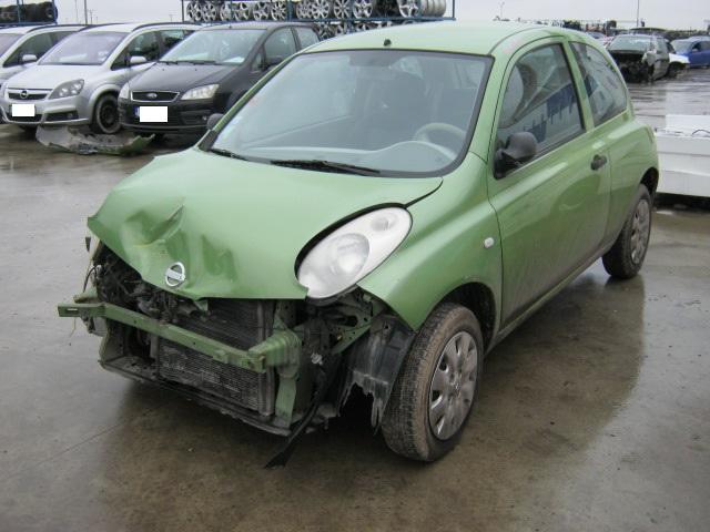 Dezmembrez Nissan Micra, an 2003