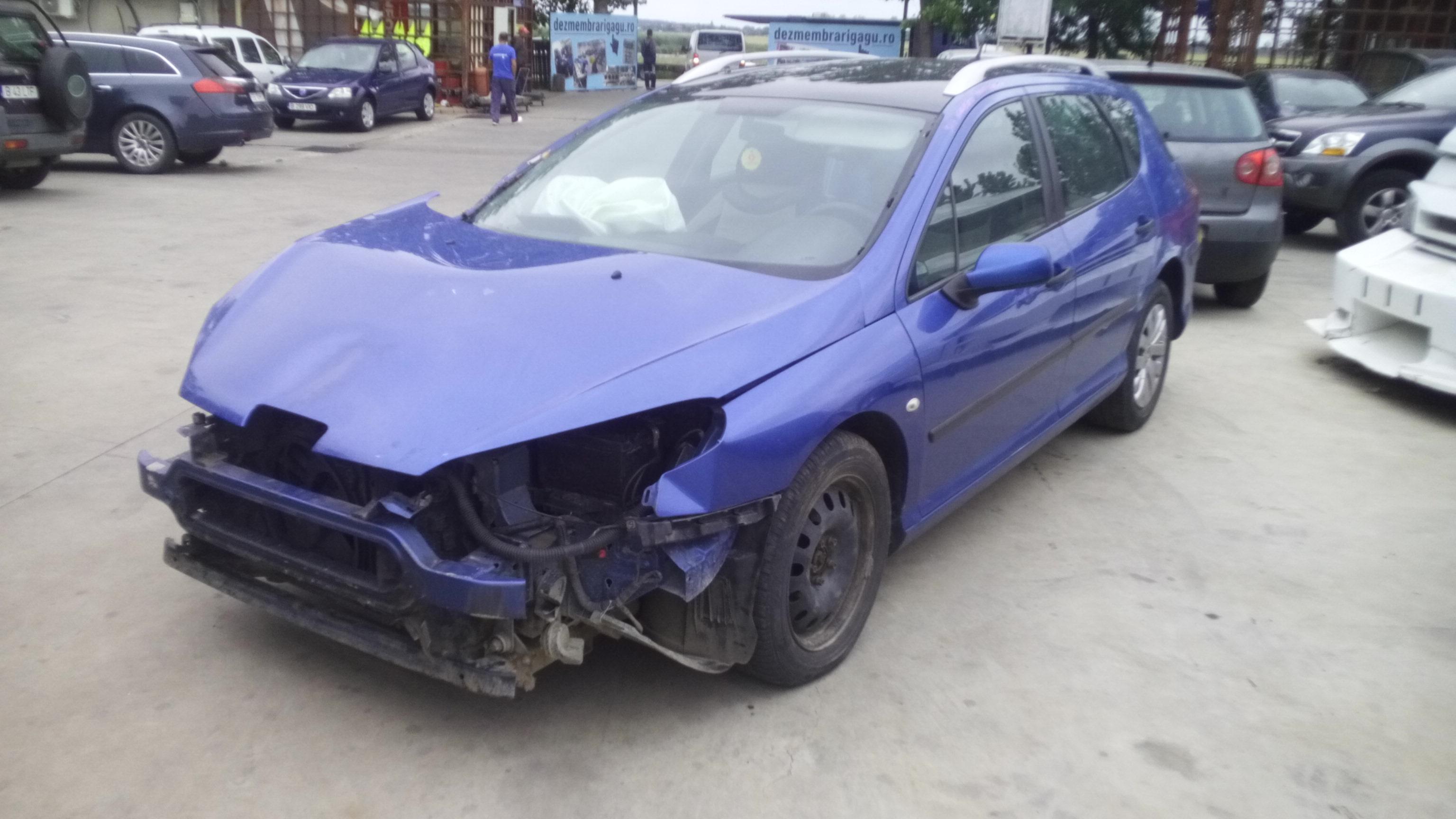 Dezmembrez Peugeot 407, an 2005