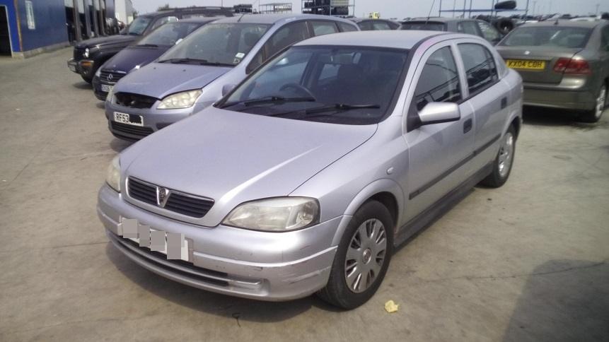Dezmembrez Vauxhall Astra G, an 2002