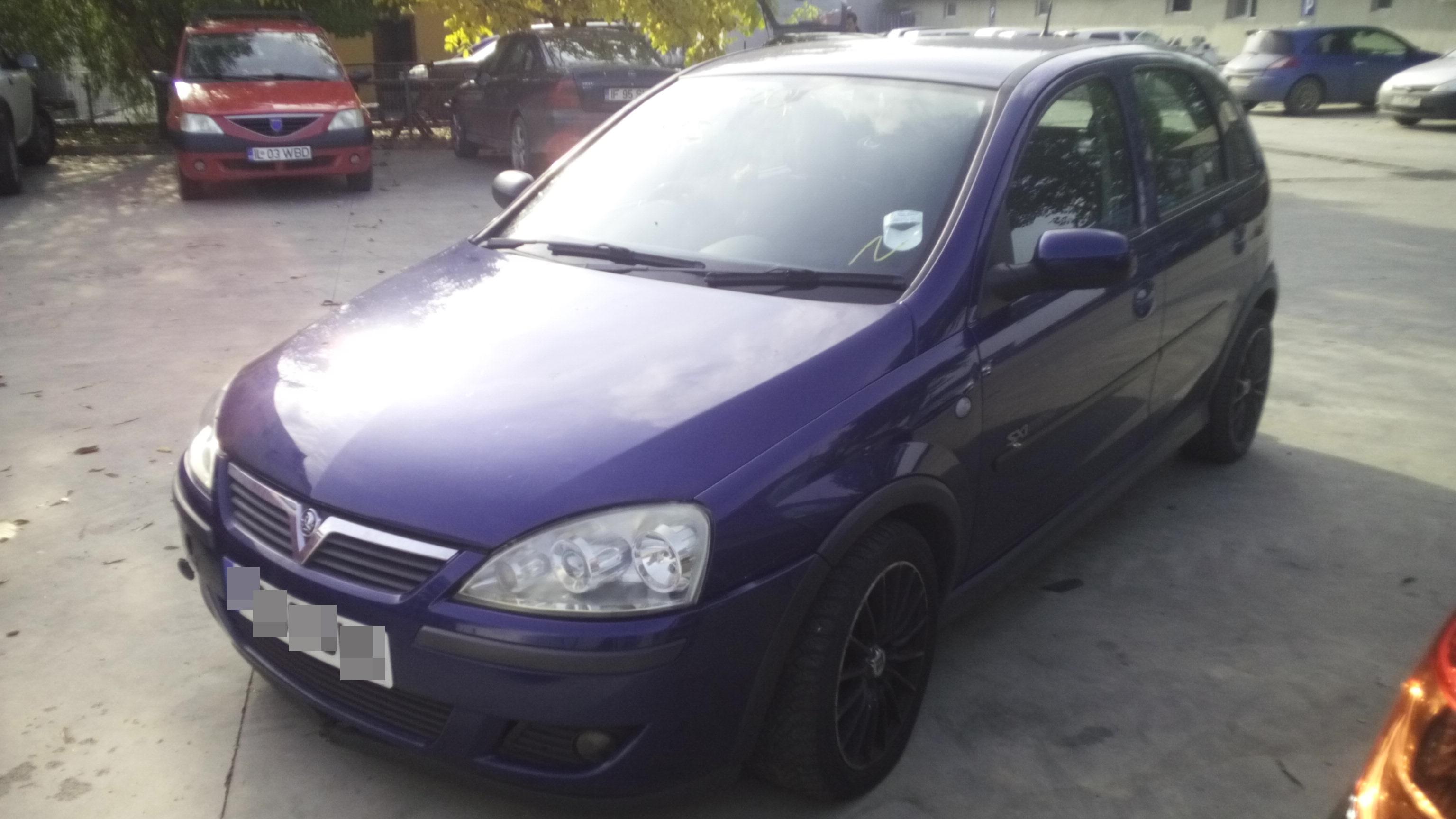 Dezmembrez Vauxhall Corsa C, an 2006