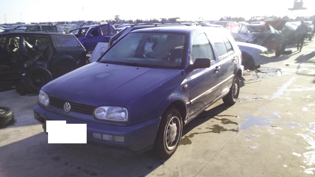 Dezmembrez Volkswagen Golf 3, an 1995