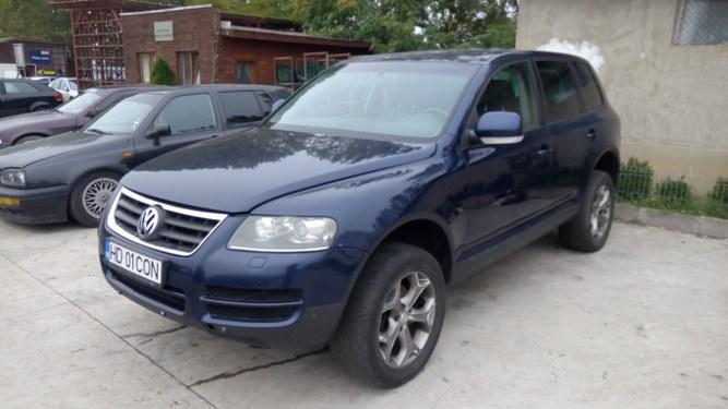 Dezmembrez Volkswagen Touareg, an 2005