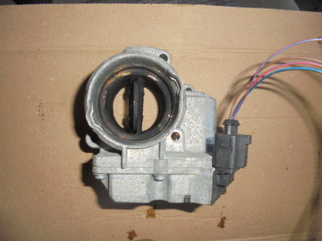 Clapeta Acceleratie Skoda Fabia Diesel 2007 Cod  045128063G , a2053099814