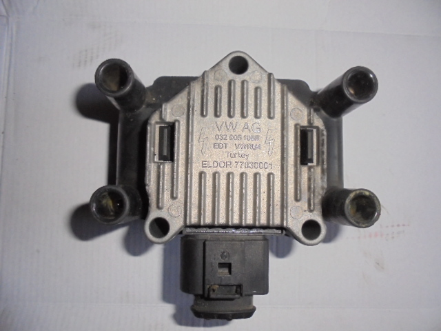 Bobina Inductie Volkswagen Golf Mk4 2.0L , Jetta Mk4 2.0L,Mk6 2.0L,POLO (6N2) 1.0 cod 032905106E