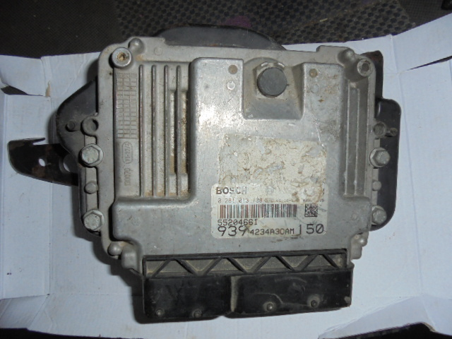 ECU Calculator motor Alfa Romeo 159 1.9JTD 0281013138
