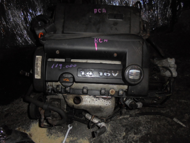 Motor seat leon 1.4 16 valve cod bca