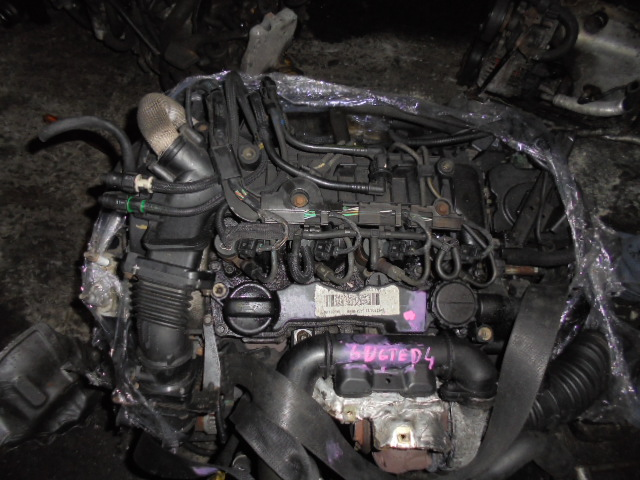 Motor ford focus c-max 1.6 tdci cod g8da