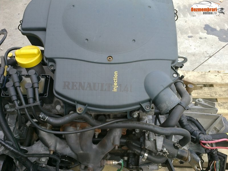 motor logan 1.6 ,1.4 mpi
