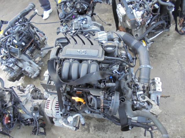 Motor seat leon 1.6 cod bse