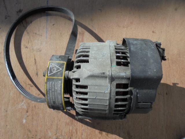 alternator fiat punto 1 cod 63321604 motor 1.1 si 1.2 75 a 14volti