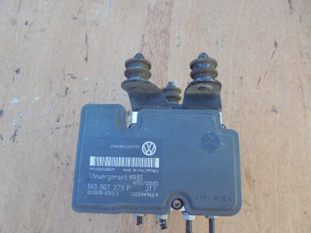 pompa de abs cu calculator seat leon 1.6 motor bse an de fabricatie 2007 cod 1k0907379p