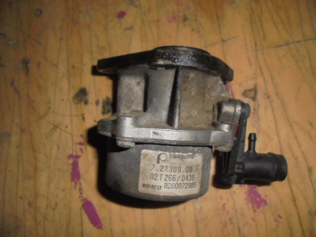pompa vacuum renault laguna 1.9 dci cod 8200072985
