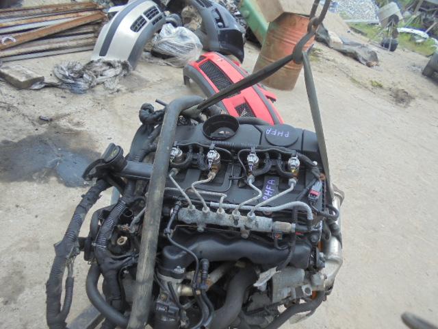 motor ford transit 2.4 tdci cod phfa,74 de kw si 100 de cai