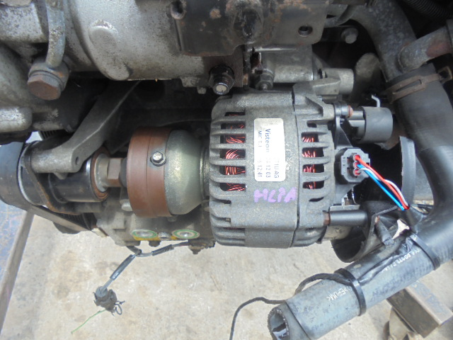 alternator ford tourneo connect 1.8 tdci marca visteon cod 2t1u-ag