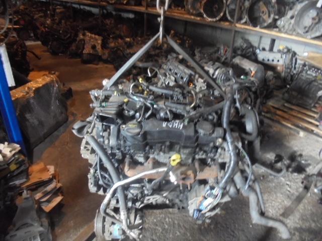 motor ford focus 2 cod HHDA