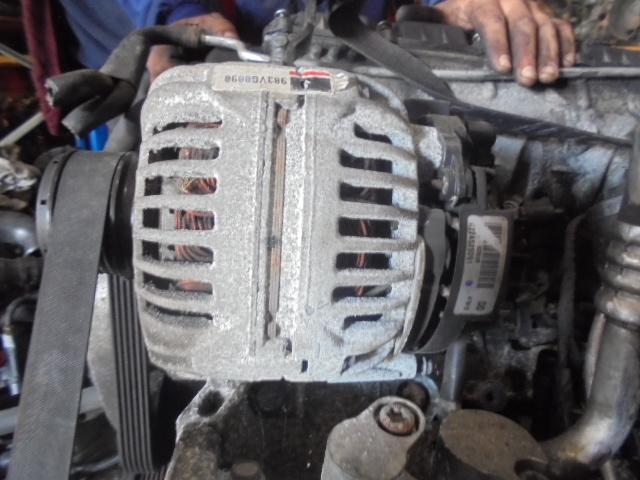 alternator skoda octavia 2,1.9,TDI,cod 0124525091