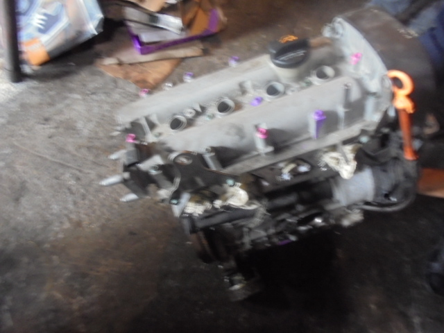 motor skoda fabia 1.4 BBY