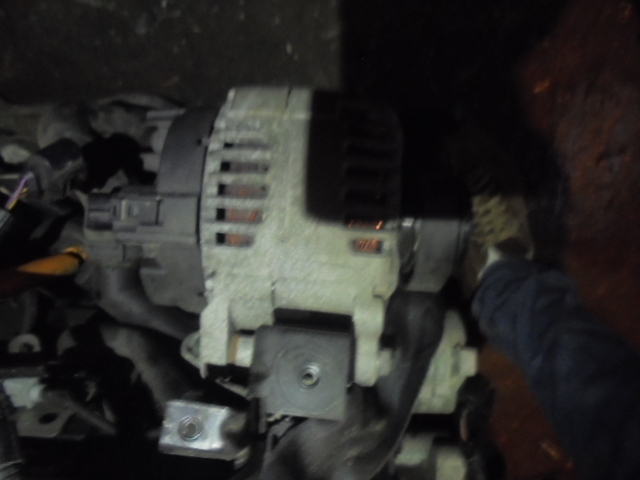 alternator vw touran 1.9 tdi