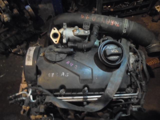 motor touran 1.9 tdi cod avq